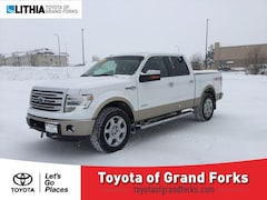 2014 Ford F-150 4WD Supercrew 145 King Ranch Truck SuperCrew Cab Grand Forks, ND