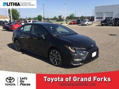 New 2020 Toyota Corolla SE Sedan For sale in Grand Forks ND