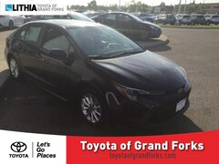New 2020 Toyota Corolla LE Sedan For sale in Grand Forks ND