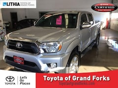 Used 2013 Toyota Tacoma 4WD Double Cab V6 AT Truck Double Cab Grand Forks, ND
