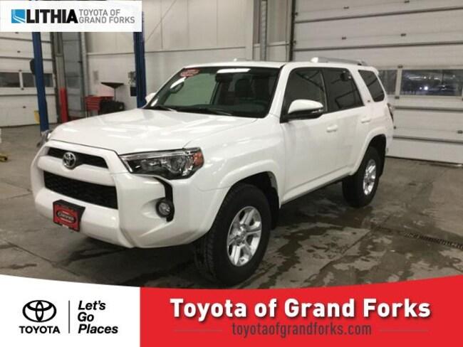Used 2016 Toyota 4Runner 4WD 4dr V6 SR5 Premium SUV Grand Forks, ND