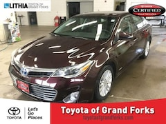 Certified Pre-Owned 2015 Toyota Avalon Hybrid 4dr Sdn XLE Touring Sedan Grand Forks, ND