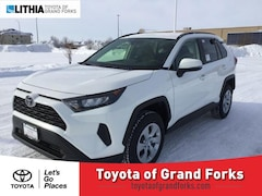 2019 Toyota RAV4 LE SUV Grand Forks, ND