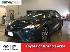 2019 Toyota Camry SE Sedan Grand Forks, ND