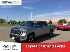 New 2019 Toyota Tundra SR5 5.7L V8 w/FFV Truck CrewMax For sale in Grand Forks ND