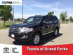 2019 Toyota Land Cruiser V8 SUV Grand Forks, ND