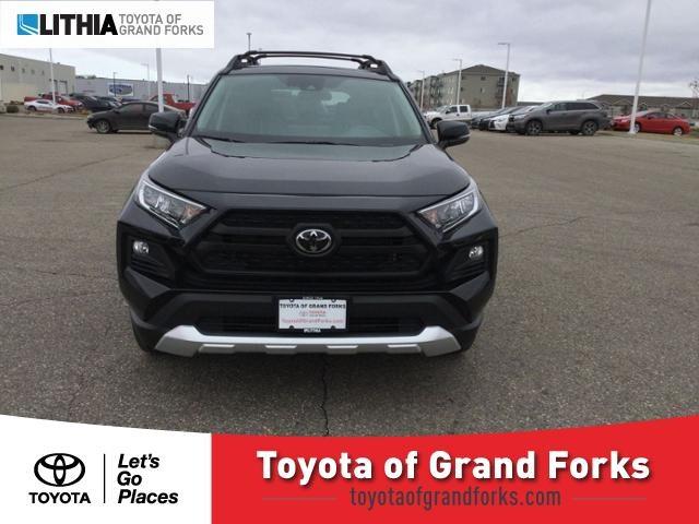 Toyota Grand Forks >> New 2019 Toyota Rav4 Suv Adventure Midnight Black For Sale