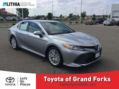 New 2019 Toyota Camry XLE Sedan For sale in Grand Forks ND