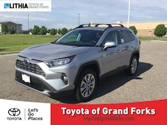New 2019 Toyota RAV4 Limited SUV Grand Forks, ND
