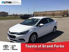 Used 2018 Chevrolet Cruze 4dr Sdn 1.4L LT w/1SD Sedan Grand Forks, ND