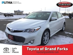 Certified Pre-Owned 2014 Toyota Avalon 4dr Sdn Limited Sedan Grand Forks, ND