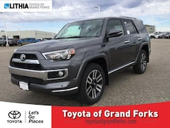 New 2019 Toyota 4Runner Limited SUV For sale in Grand Forks ND