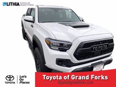 New 2021 Toyota Tacoma TRD Pro V6 Truck Double Cab Grand Forks, ND