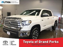 2019 Toyota Tundra Limited 5.7L V8 Truck CrewMax Grand Forks, ND