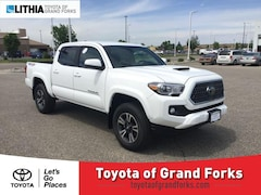 New 2019 Toyota Tacoma TRD Sport V6 Truck Double Cab Grand Forks, ND