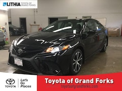 New 2019 Toyota Camry SE Sedan For sale in Grand Forks ND
