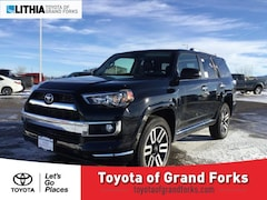 2019 Toyota 4Runner Limited SUV Grand Forks, ND