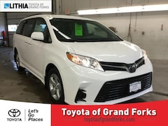 New 2019 Toyota Sienna LE 8 Passenger Van For sale in Grand Forks ND