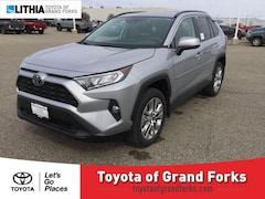 New 2019 Toyota RAV4 XLE Premium SUV For sale in Grand Forks ND