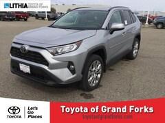 New 2019 Toyota RAV4 XLE Premium SUV Grand Forks, ND