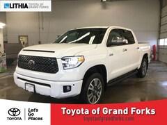 New 2019 Toyota Tundra Platinum 5.7L V8 Truck CrewMax Grand Forks, ND