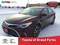 Used 2016 Toyota Avalon 4dr Sdn XLE Premium Sedan Grand Forks, ND