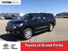 2019 Toyota Sequoia Platinum SUV Grand Forks, ND