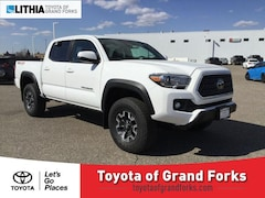 New 2019 Toyota Tacoma TRD Off Road V6 Truck Double Cab Grand Forks, ND