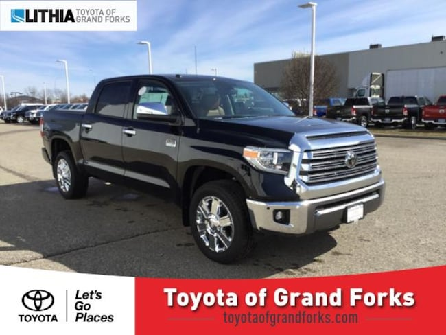 New 2019 Toyota Tundra 1794 5.7L V8 Truck CrewMax Grand Forks, ND