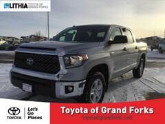 2019 Toyota Tundra SR5 5.7L V8 w/FFV Truck CrewMax Grand Forks, ND