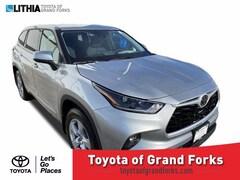 New 2021 Toyota Highlander LE SUV Grand Forks, ND