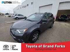 Used 2017 Toyota RAV4 LE SUV Grand Forks, ND