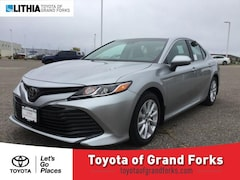 New 2018 Toyota Camry LE Sedan For sale in Grand Forks ND