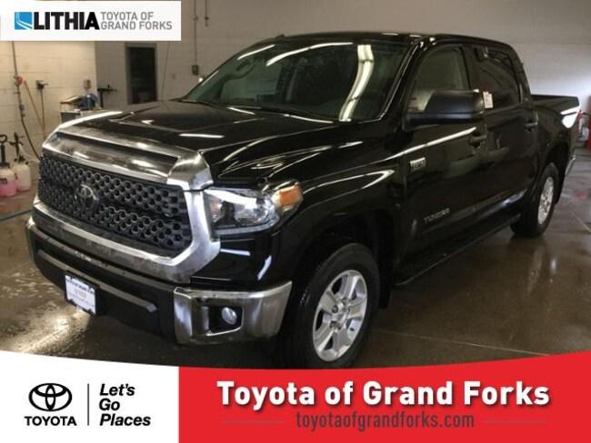New 2019 Toyota Tundra SR5 5.7L V8 w/FFV Truck CrewMax Grand Forks, ND