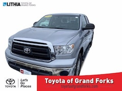 Used 2010 Toyota Tundra Grade 4.6L V8 Truck Double Cab Grand Forks, ND