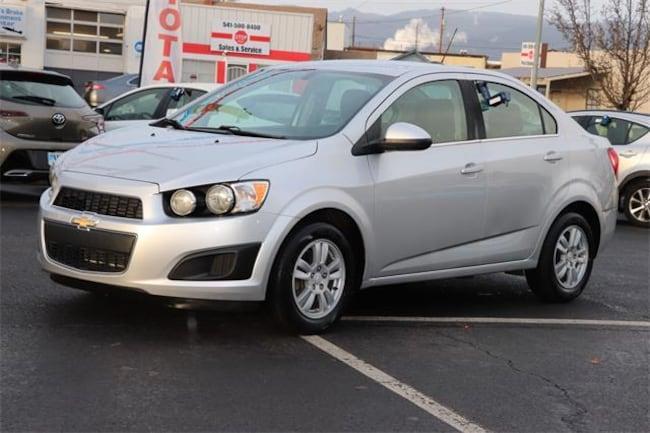 Used 2015 Chevrolet Sonic LT Auto Sedan Medford, OR