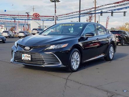 New 2021 Toyota Camry LE Sedan Medford, OR