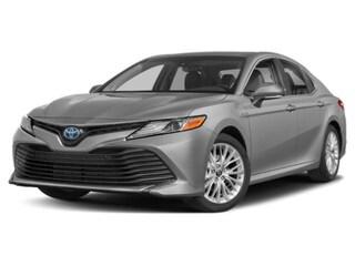 New 2019 Toyota Camry Hybrid XLE Sedan Medford, OR