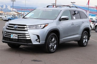 New 2019 Toyota Highlander Hybrid Limited Platinum V6 SUV Medford, OR