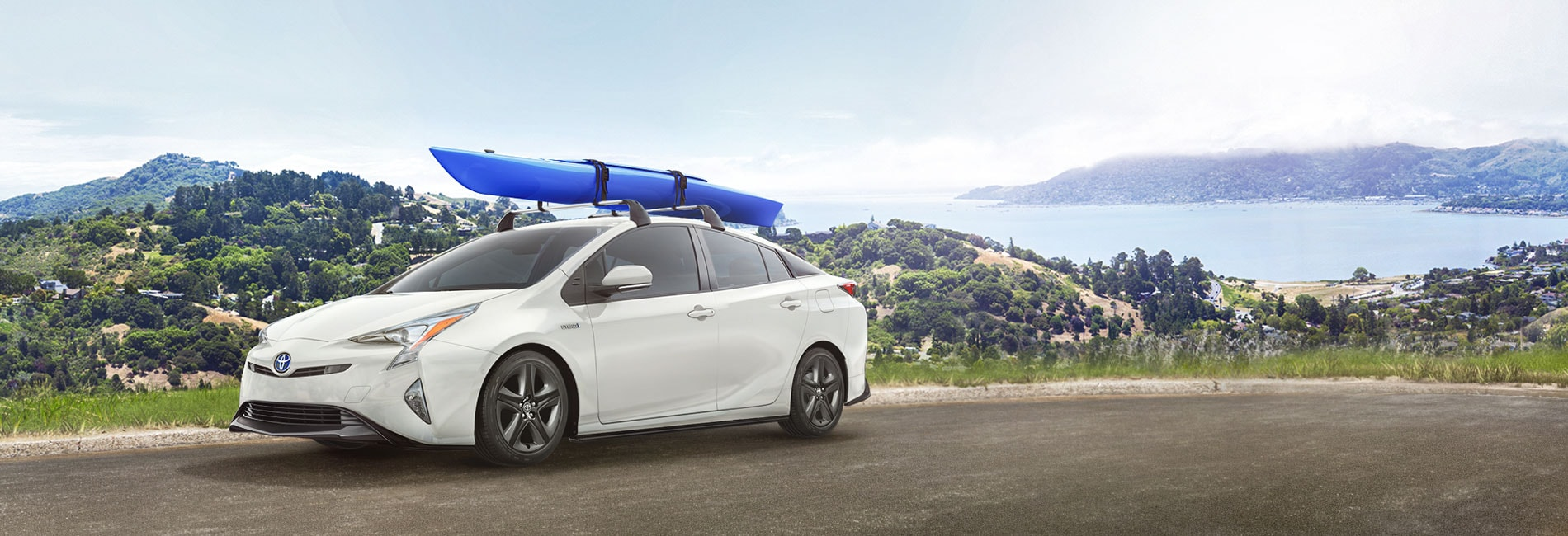 Toyota Prius Exterior Vehicle Features