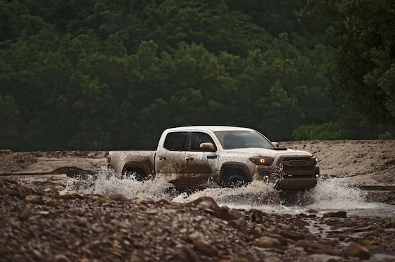 New Toyota Tacoma Truck For Sale in Medford   Lithia Toyota