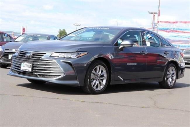 New 2019 Toyota Avalon XLE Sedan Medford, OR