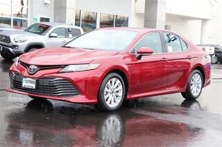 New 2019 Toyota Camry LE Sedan Medford, OR