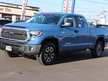 New 2019 Toyota Tundra SR5 5.7L V8 Truck Double Cab serving Medford, OR