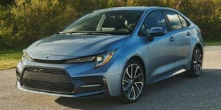 New 2020 Toyota Corolla LE Sedan Medford, OR