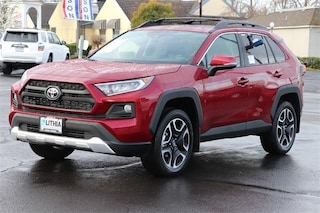 New 2019 Toyota RAV4 Adventure SUV Medford, OR