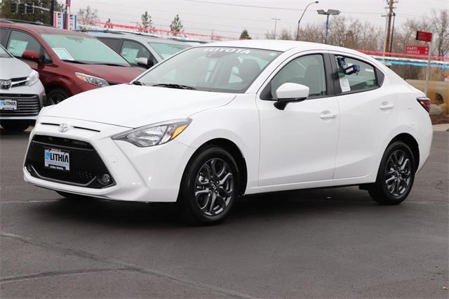 New 2019 Toyota Yaris LE Sedan Medford, OR