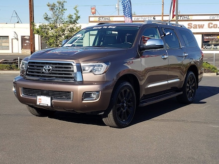 Used 2018 Toyota Sequoia Limited SUV Medford, OR
