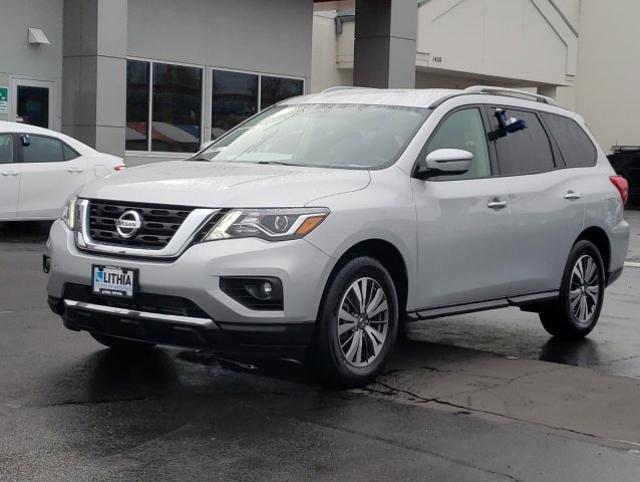 Used 2019 Nissan Pathfinder SV SUV Medford, OR