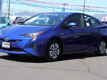 New 2018 Toyota Prius Four Hatchback serving Medford, OR